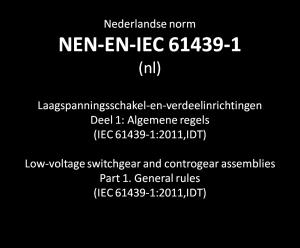 NEN61439-1